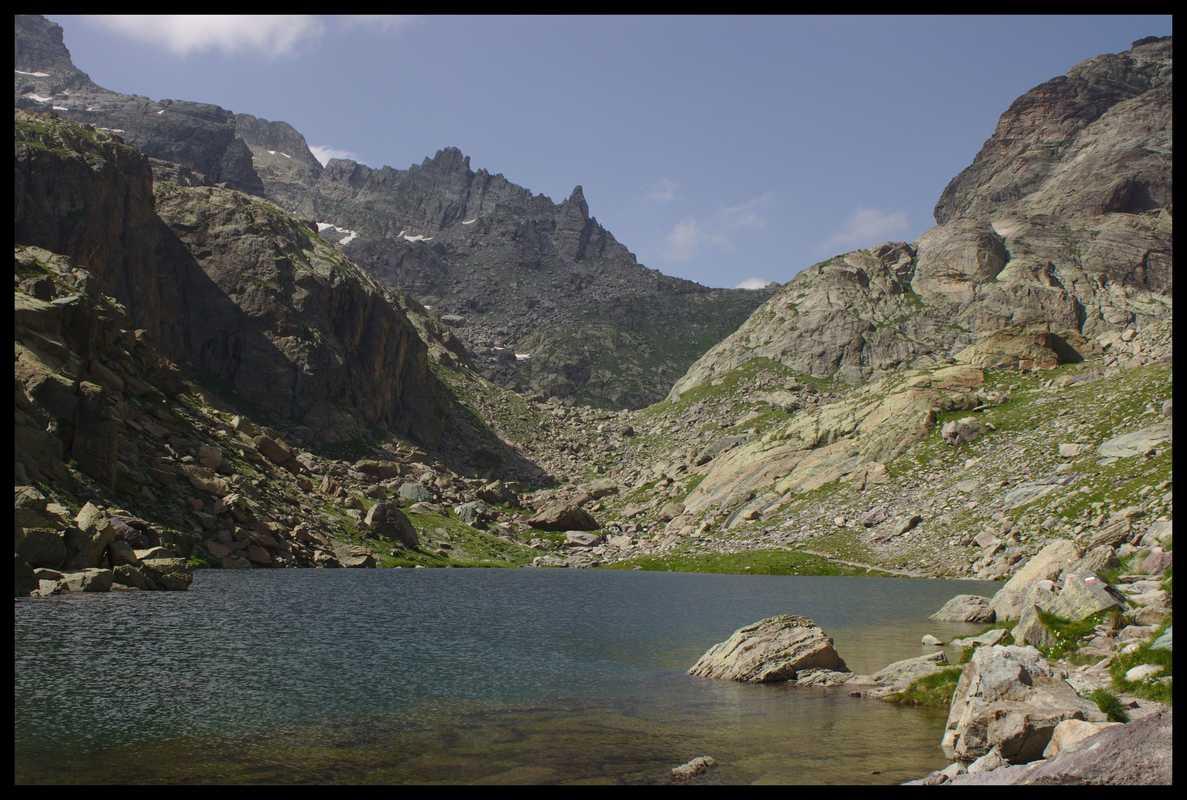 Lac et baisse